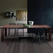 a4 extending wooden console table arredaclick