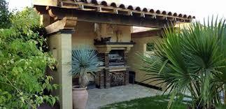 barbecue cuisine d été pergola bioclimatique avec amenagement jardin avec terrasse meilleur