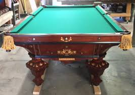 Antique Brunswick Pool Tables by Brunswick Pool Tables Where Are They Made 9ft Brunswick Gold