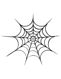 Spider Web Coloring Page Download Free Spider Web Coloring Page Web Coloring Pages