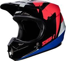 shift motocross gear shift racing men u0027s white label tarmac motorcycle helmet 17231285xs