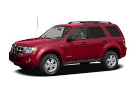 2008 ford escape new car test drive