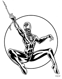 sharpie sketch drive ultimate spider man by rivolution on deviantart