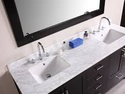 Marble Bathroom Vanity Tops by Bathroom Vanities White Marble Double Vanity Tops With