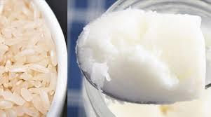 huile de noix de coco cuisine l huile de noix de coco peut réduire les calories du riz blanc de 50 60