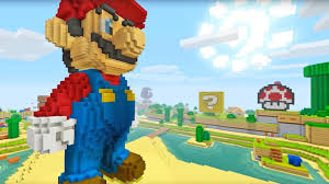 Minecraft Usa Map by Minecraft Wii U Edition U0027s New Mash Up Pack Celebrates 30 Years Of