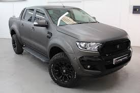 ford jeep 2015 2017 67 deranged ford ranger 4x4 dcb 3 2 tdci auto deranged