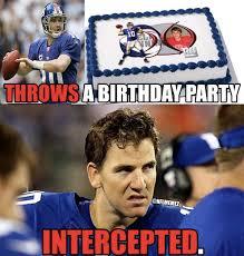 Ny Giants Memes - nfl memes on twitter happy 33rd birthday eli manning nflmemes