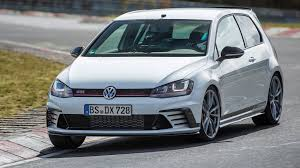 golf volkswagen gti vw golf gti clubsport s 2016 review by car magazine