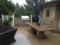 bar grills midwest stone scapes