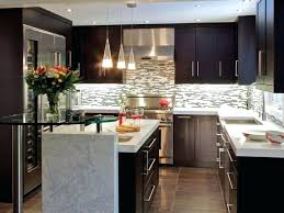 Design In Kitchen Small Size Kitchen Design Modern Kitchen With Small Layout Small