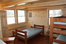 summer camp cabins lodging u2014 deer valley ymca family camp