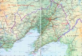 China Province Map Liaoning Geography Map Liaoning China Map Liaoning Province Map