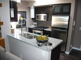 fair modern kitchen for small condo perfect home design styles