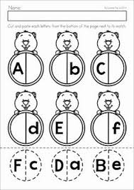 groundhog preschool prep worksheets activities groundhog