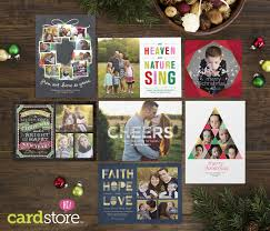 tell your holiday story with beautiful custom greeting cards from