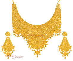 gold set for marriage 40 gold necklace designs for marriage traditional antique gold