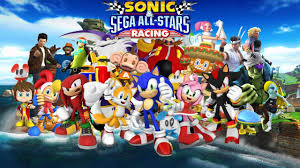 sonic sega all racing apk sonic sega all racing theme so much more