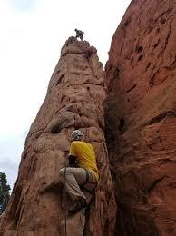 Rock Climbing Garden Of The Gods Garden Of The Gods Climbing Picture Of Front Range Climbing