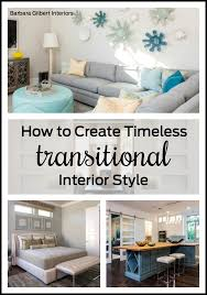 Transitional Style Furniture - what is transitional style