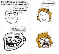 funny jokes husband wife friday evening funny jokes