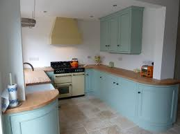 Painted Blue Kitchen Cabinets Simple Kitchen Ideas Duck Egg Cabinets Blue Zitzat Inside Design