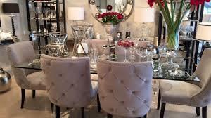 Grey Velvet Dining Chairs Interior Design For 2 X Flynn Dining Chairs Midnight Grey Velvet