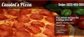 Pizza Cottage Coupons by Cassini U0027s Pizza Home Cottage Grove Minnesota Menu Prices