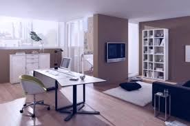 Decorating A Home Ideas by Home Office Modern Furniture Interior Design In A Cupboard Ideas