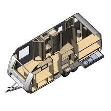 luxury caravan infinity luxury caravan 4 sleeper quantum leisure