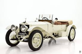 yellow rolls royce 1920 1 1919 classic cars for sale