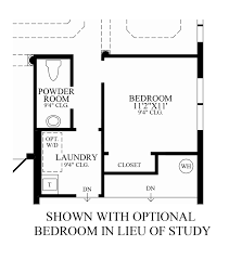 What Is Wh In Floor Plan by Cordova At Spanish Wells The Serino Home Design