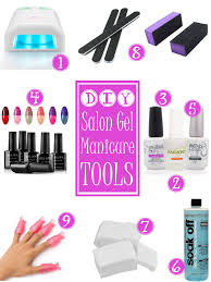diy gel nails fabulous do it yourself gel nails nail arts and