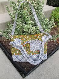 lapin noir bag sew sweetness