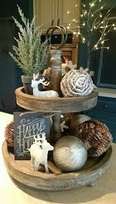 Christmas Tabletop Decoration by Stunning Rustic Christmas Decorating Ideas Christmas Celebrations