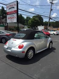 volkswagen beetle convertible 2 0l gerhards auto