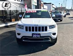 jeep cherokee xj sunroof 2014 jeep grand cherokee limited 4x4 with leather sunroof cars
