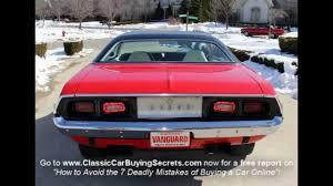 Dodge Challenger 1974 - 1973 dodge challenger classic muscle car for sale in mi vanguard