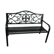 Outdoor Garden Bench Shop Patio Benches At Lowes Com
