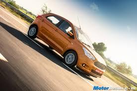 ford figo figo aspire features cut down motorbeam indian car