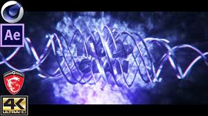 new tc txt intro hd2160p free cinema 4d u0026 after effects cc