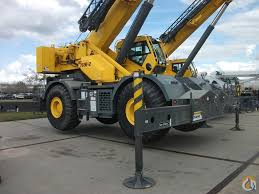 grove rt765e 2 crane for sale in st augustine florida on