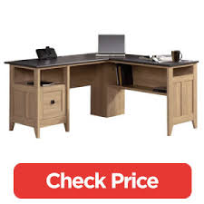 Sauder Traditional L Shaped Desk L Shaped Computer Desk Top 5 Desks You Should Check Out