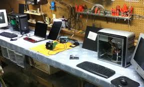 Computer Technician Desk Computer Repair And Maintenance In Cumberland County New Jersey