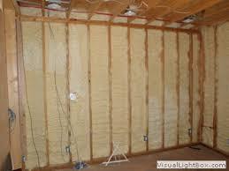 Spray Foam Insulation For Basement Walls by Buford Spray Foam Contractor Spray Foam Insulation In Buford Ga
