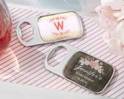 wedding bottle openers personalized rustic vintage bridal themed bottle opener with epoxy