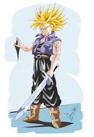 d6 17 2 render z trunks future png 246 best trunks images on dragons trunks and