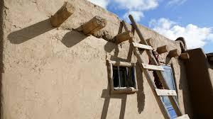 Pueblo Adobe Houses by Taos Pueblo Wttw Chicago Public Media Television And Interactive