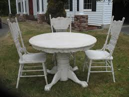 amazing shabby chic dining room table and chairs 67 for small