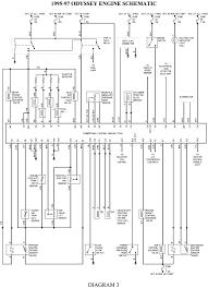 honda odyssey wiring diagram afif